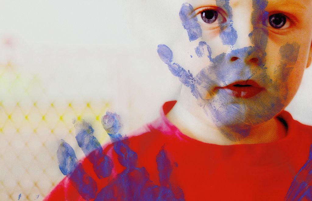 autistic kid