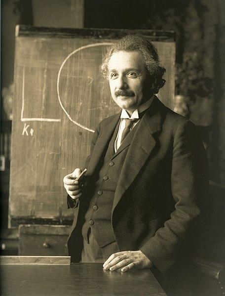 albert Einstein was a late talker himself