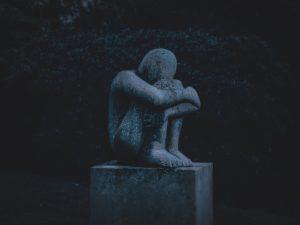 image symbolizing depression