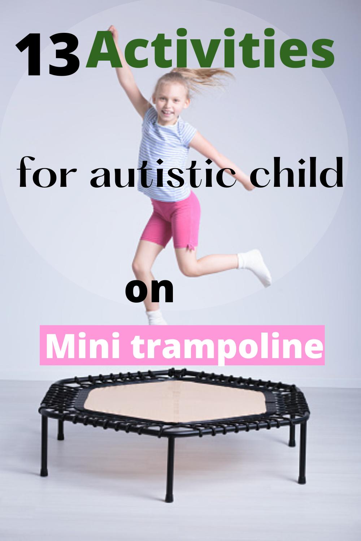mini trampoline activities