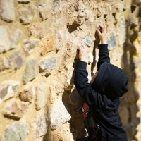 How to stop an autistic child from climbing