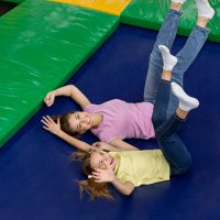7 Excitingly Fun things to do at a trampoline park